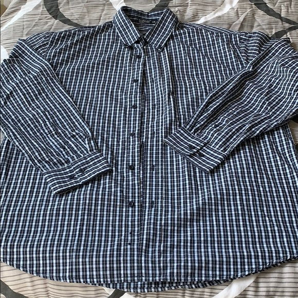 Haggar Other - Men's button down shirt